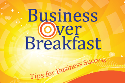 Business Over Breakfast Logo
